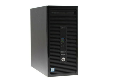 HP ProDesk 490 G3 MT Buissnes PC - Windows 10 Pro, i5-6500 3,2GHz, 8GB DDR4